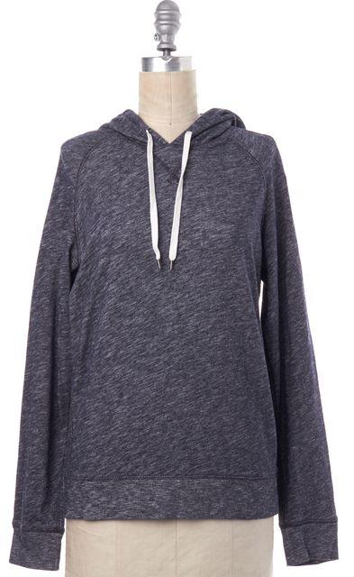 VINCE Navy Blue Sweatshirt Top