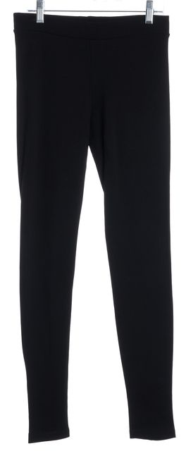 VINCE Black Skinny Leggings