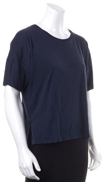 VINCE Navy Blue T-Shirt