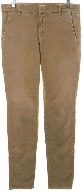 VINCE Casual Brown Chinos Pants
