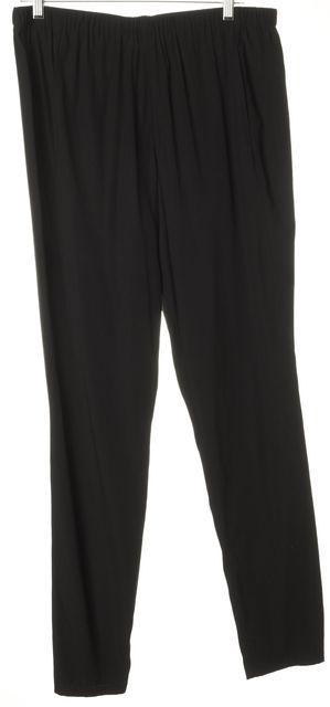 VINCE Black Casual Pants