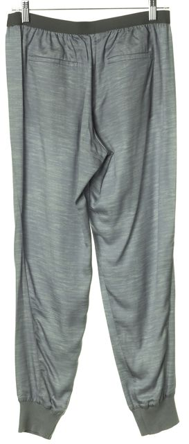 VINCE Blue Ivory Relaxed Fit Jogger Pants