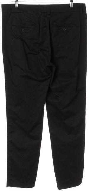 VINCE Black Trousers Dress Career Pants