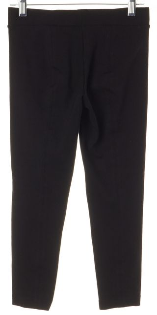 VINCE Black Cropped Pants Leggings