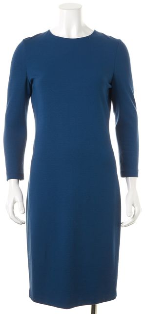 VINCE Blue Sheath Dress