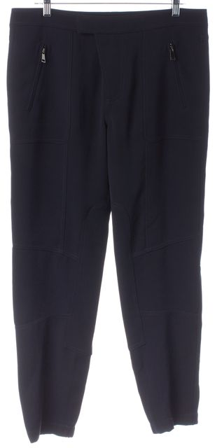 VINCE Dark Cobalt Blue Trouser Jogger Pants