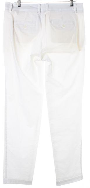 VINCE White Khaki Pants