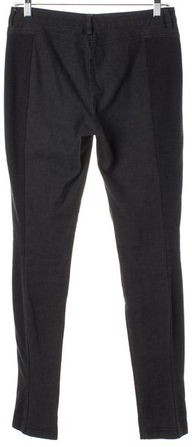 VINCE Dark Gray Denim Stretch Skinny Legging Pants