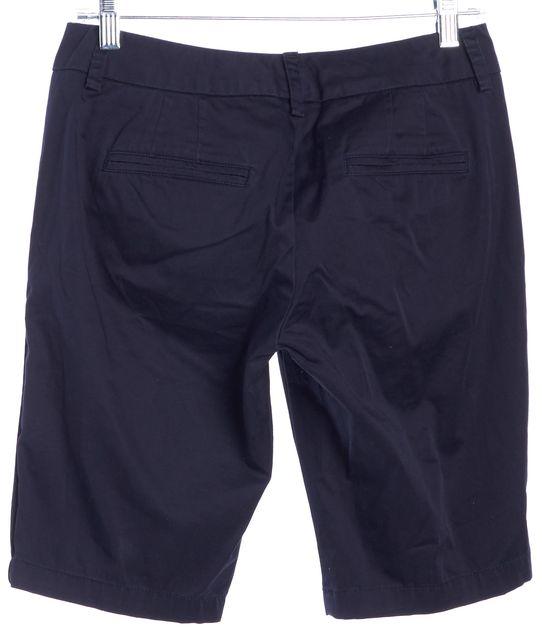 VINCE Blue Denim Bermuda, Walking Shorts