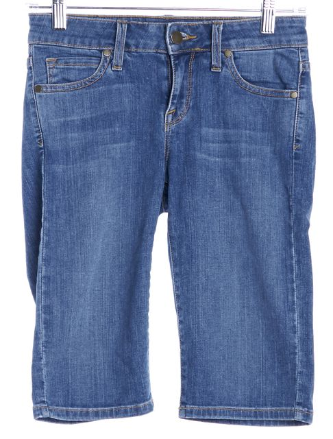VINCE Navy Blue Bermuda, Walking Shorts