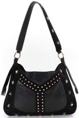 yves saint laurent black handbag - Pre-Owned Yves Saint Laurent Handbags | Shop Designer Fashions ...