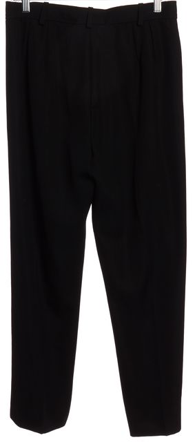 YVES SAINT LAURENT Black Dress Pants